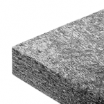 BlastFelt sound absorption, soundproofing