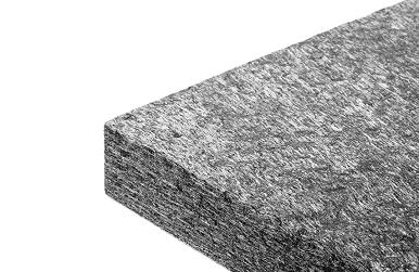 BlastFelt sound absorption, soundproofing