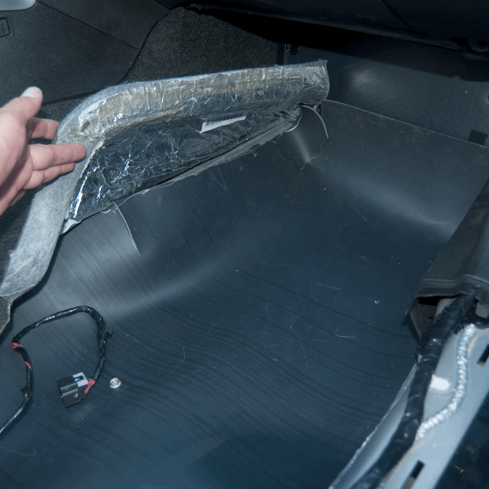mlv car floor noise reduction blastblock